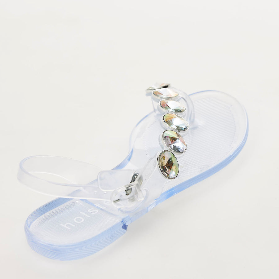Holster Vegan Crystal Sandals - nozomishoes.ie