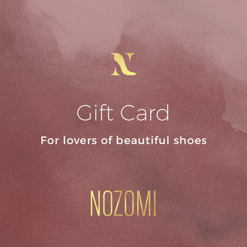 Nozomi Gift Card - nozomishoes.ie