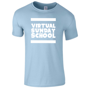 (SALE) Virtual Sunday School T-shirt