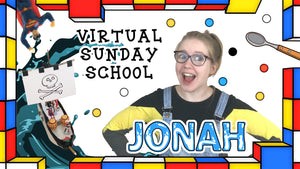 VSS Ep. 13 - Jonah & the BIG FISH...in the bathroom (Digital Download)