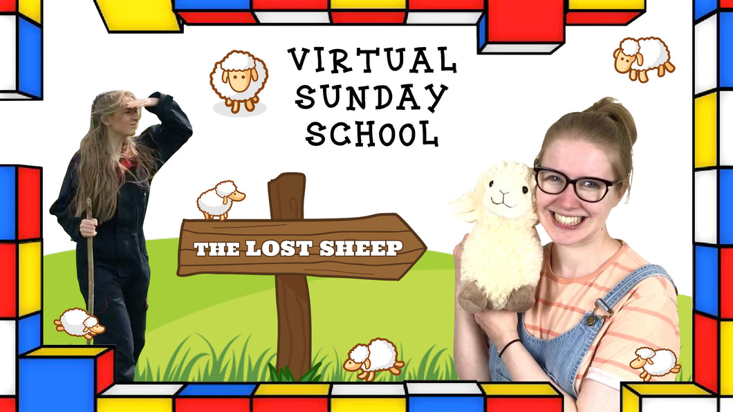 VSS Ep. 18 - Lost & Found: The Parable of the Lost Sheep (Digital Download)