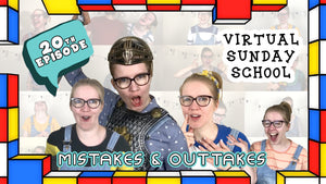 VSS Ep. 20 - Mistakes & Outtakes - Doing Your Best for God (Digital Download)