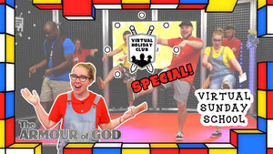 VSS Ep. 21 - The Armour of God - Virtual Holiday Club Special (Digital Download)