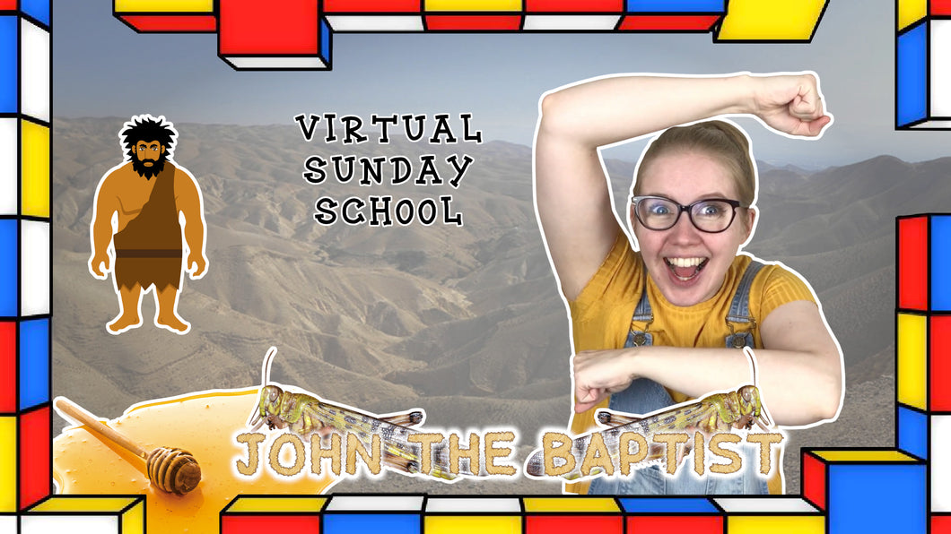 VSS Ep. 24 - John the Baptist and the Locust Eating Challenge (Digital Download)