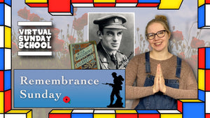 VSS Ep. 34 - Remembrance Sunday - Woodbine Willie - Hero of the Faith (DIGITAL DOWNLOAD)