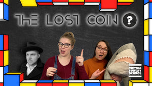 VSS Ep. 48 - The Lost Coin! Ft. Beth's Shark and Noir Rob (DIGITAL DOWNLOAD)