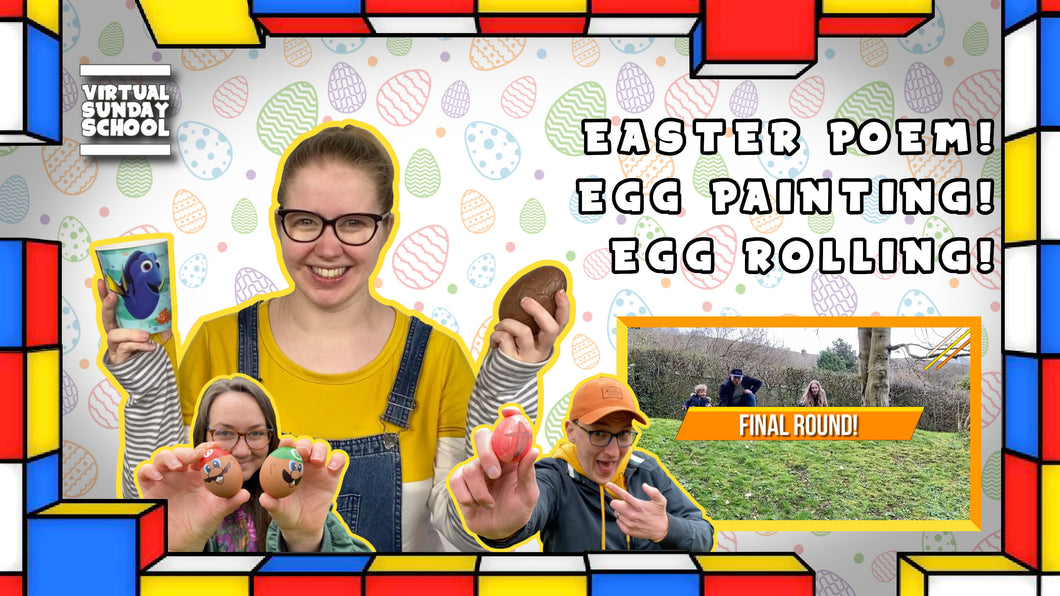 VSS Ep. 54 - Happy Easter! Epic Egg Rolling Competition (Digital Download)