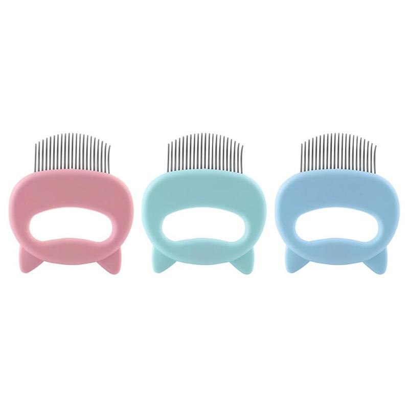 Pet Massager & Deshedding Shell Comb - PetCareSunday