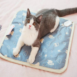 Electric Heating Pad for Pet - PetCareSunday