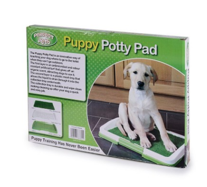 LumiParty Creative Pet Dog Gridding Meadow Toilet Pet Supplies