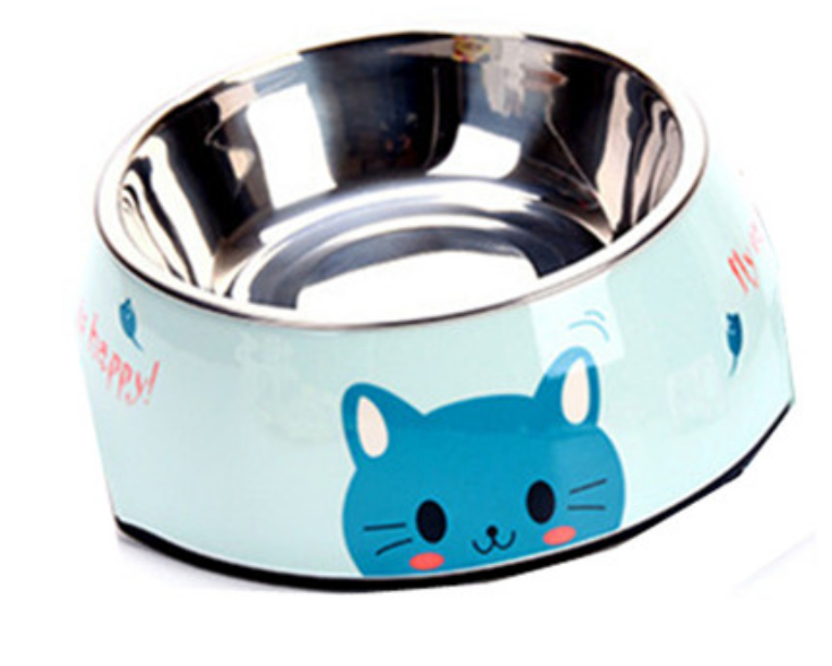 Print Pattern Food Bowl - PetCareSunday