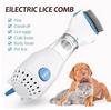 Electric Pet Head Vacuum Lice comb - PetCareSunday