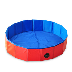 Outdoor Portable Dog Swimming Pool
