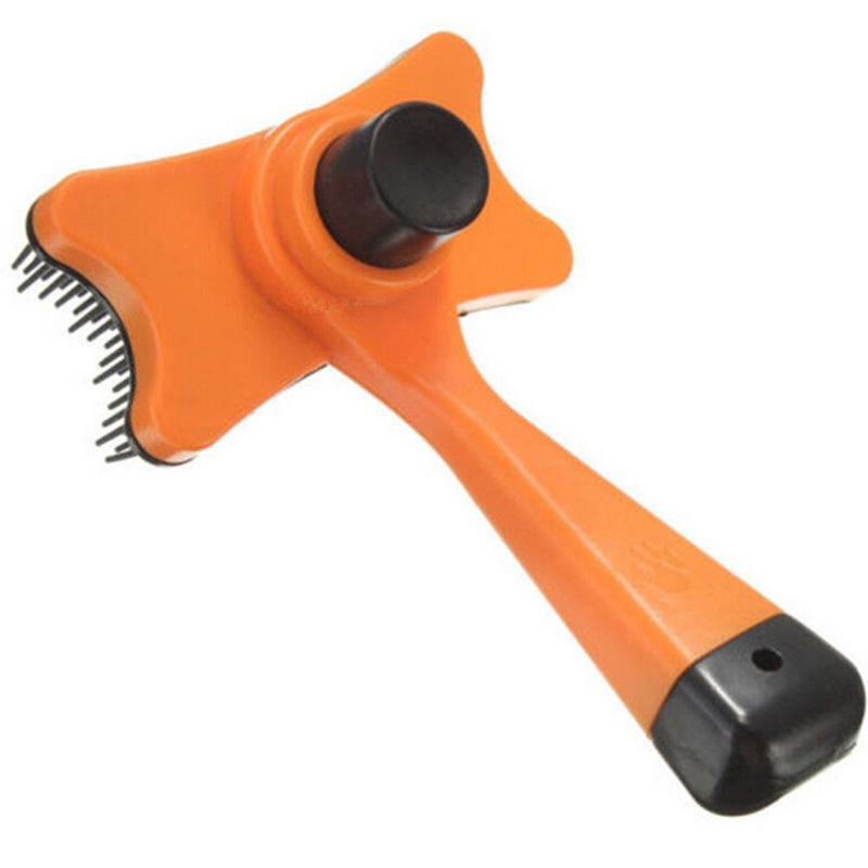 Pet Slicker Fur Shedding Brush - PetCareSunday