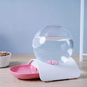 Bubble Automatic Pet Water Fountain - PetCareSunday