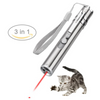 USB Rechargeable Pet Laser Pointer - PetCareSunday