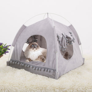 Pet Tent Summer Bed - PetCareSunday