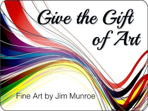 Jim Munroe Art Gift Card