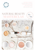 Sold out  MASTER CLASS - NATURAL BEAUTY WITH NATALIE AND MONIQUE #3 SATURDAY 9th