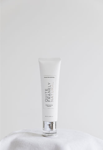 REVITALISING Foaming Cleanser  - EDITORS CHOICE Beauty Shortlist Awards -Normal/mature/dehydrated