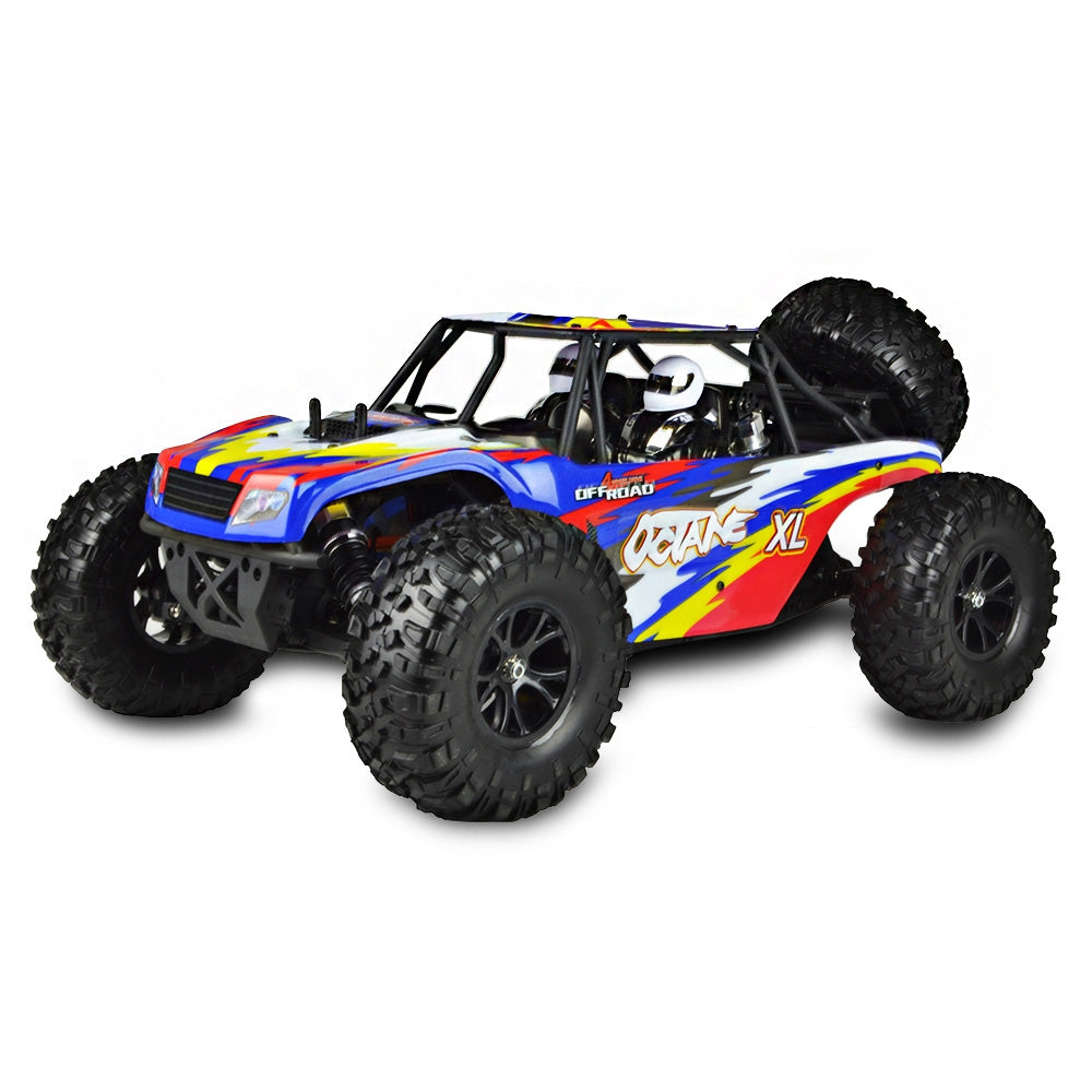 VRX Racing RH1045 1:10 Brushless RC Truck RTR 40km/h / Rear Axle Design