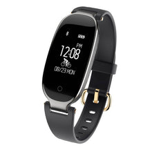 Load image into Gallery viewer, Sport S3 Smart Watch Women Smart Bracelet Watches Bluetooth Heart Rate Monitor Fitness Tracker For Android IOS Clock Women's Watches