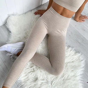 2 Piece Women Sports Set Workout Clothes Women Sports Bra And Leggings Set Sports Wear Female Gym Clothing Suits Athletic Set