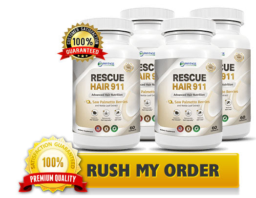 Rescue 911 Hair Products