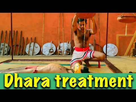 Dhara Treatment Part 1 (Duration: 00:41:02)