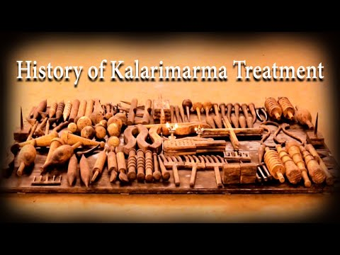 History and description of kalarimarma treatment (Duration: 01:02:40)