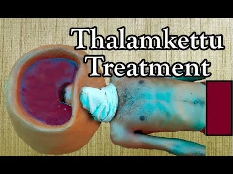Thalamkettu Treatment Part 1 (Duration: 01:08:32)