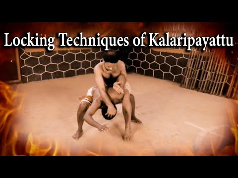 Kalarikettukal (verumkaikettukal) - locking techniques (Duration: 00:21:00)