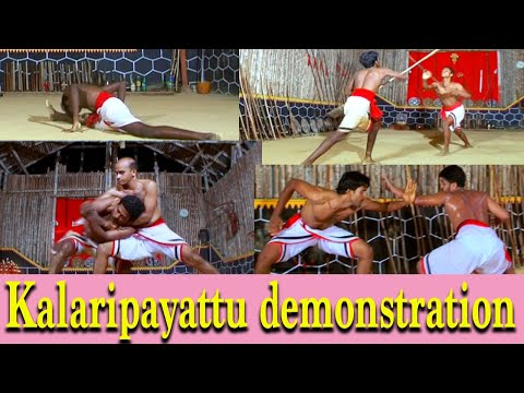 Kalarippayattu pradharshanam angathattu - Demonstration Video (Duration: 01:53:32)