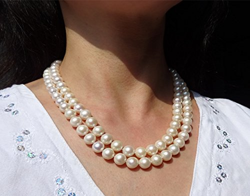 taille collier perle