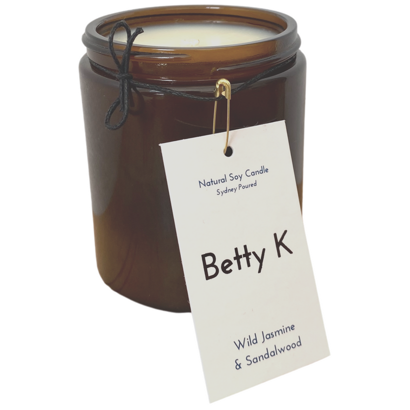 Betty K's Opulence Range | Natural Soy Candles