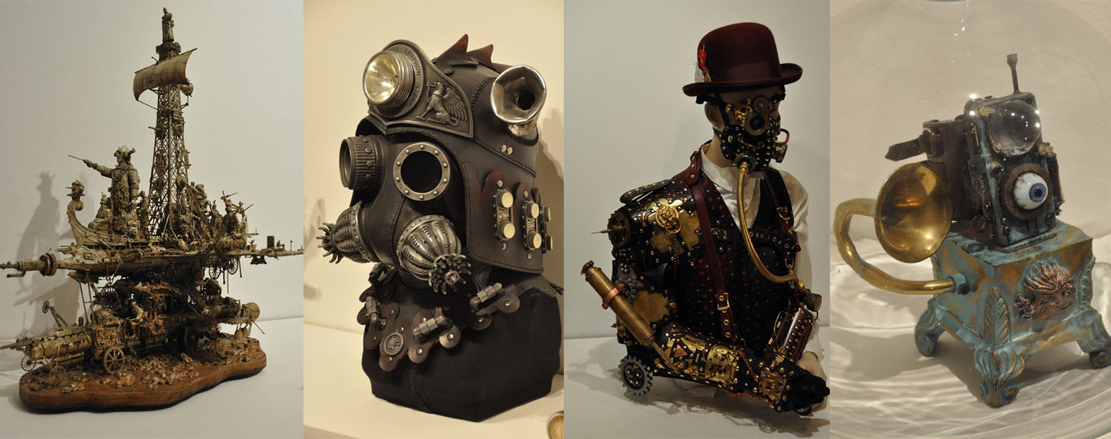 Art Of Steampunk Oxford