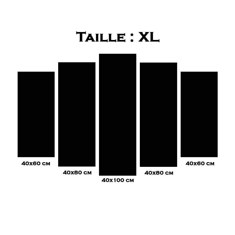 Taille tableau formation 1 xl