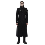 Manteau Long Steampunk Homme