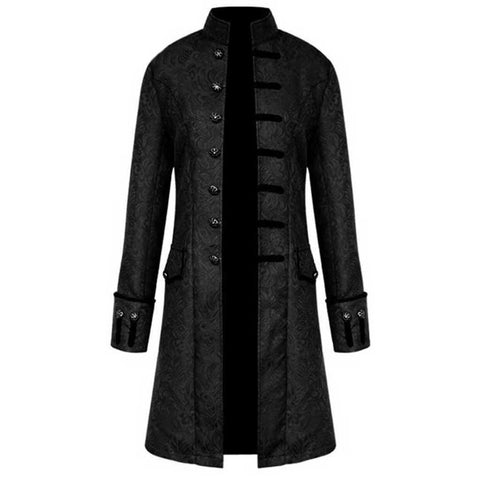 Trench Coat Steampunk