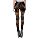 Steampunk Leggings de face