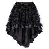 Jupe Tulle Gothique