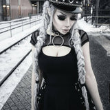 Robe Steampunk Punk Gothique