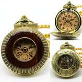 Vue de Pocket Watch Steampunk | Steampunk-Universe
