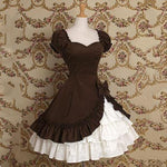 Robe Steampunk<br> Marron