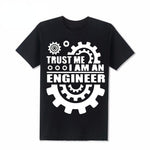 T-Shirt Trust Me I'm An Engineer | Steampunk-Universe