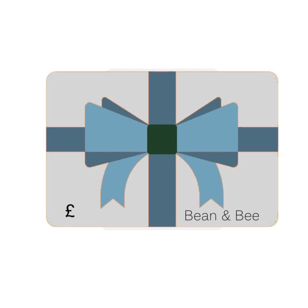 Bean and Bee gift card