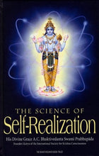 Load image into Gallery viewer, The Science of Self-Realization by A.C. Bhaktivedanta Swami Prabhupada