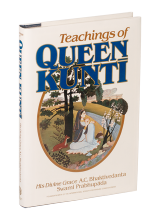 Load image into Gallery viewer, Teachings of Queen Kunti by A.C. Bhaktivedanta Swami Prabhupada