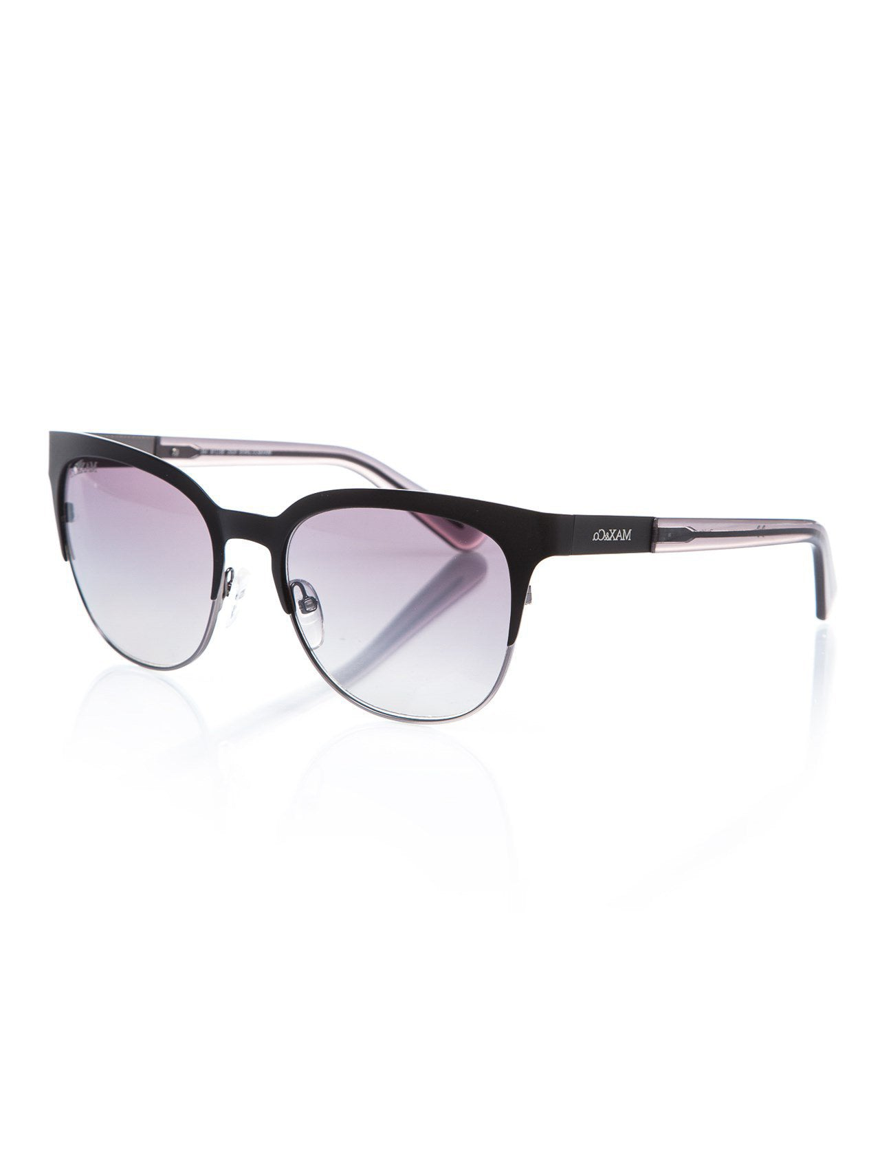Women's Semi- Frame Sunglasses