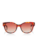 Women's Patterned Plastic Sunglasses